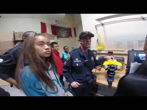 SFPD Marine Unit Field Visit