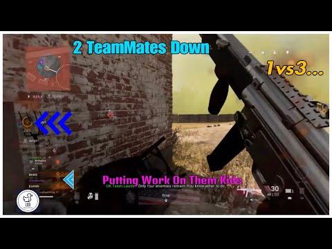 Call Of Duty Modern Warfare WarZone 1vs3 -Don't Ever Sleep On Ducky Son-из YouTube · Длительность: 5 мин8 с