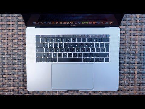 MacBook Pro Touch Bar Langzeit Review