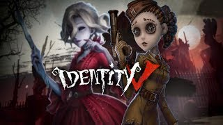 Identity V - Red Lady jest OP?