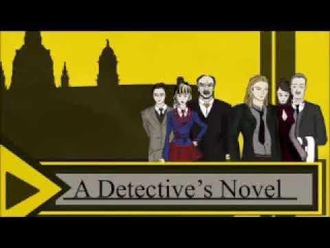 lounge A Detective's Novel