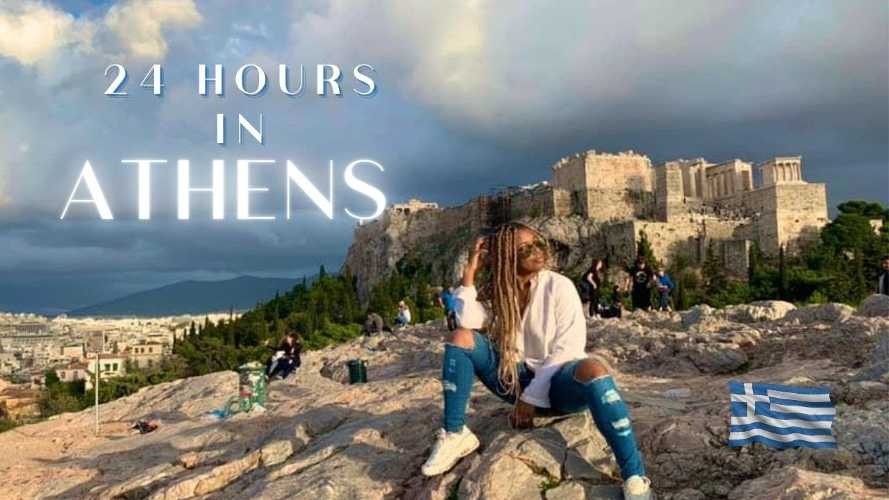 24 Hours in Athens Greece Travel Vlog