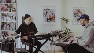 Bluestaeb - Left & Right feat. Jonathan Aréna (Live Session)