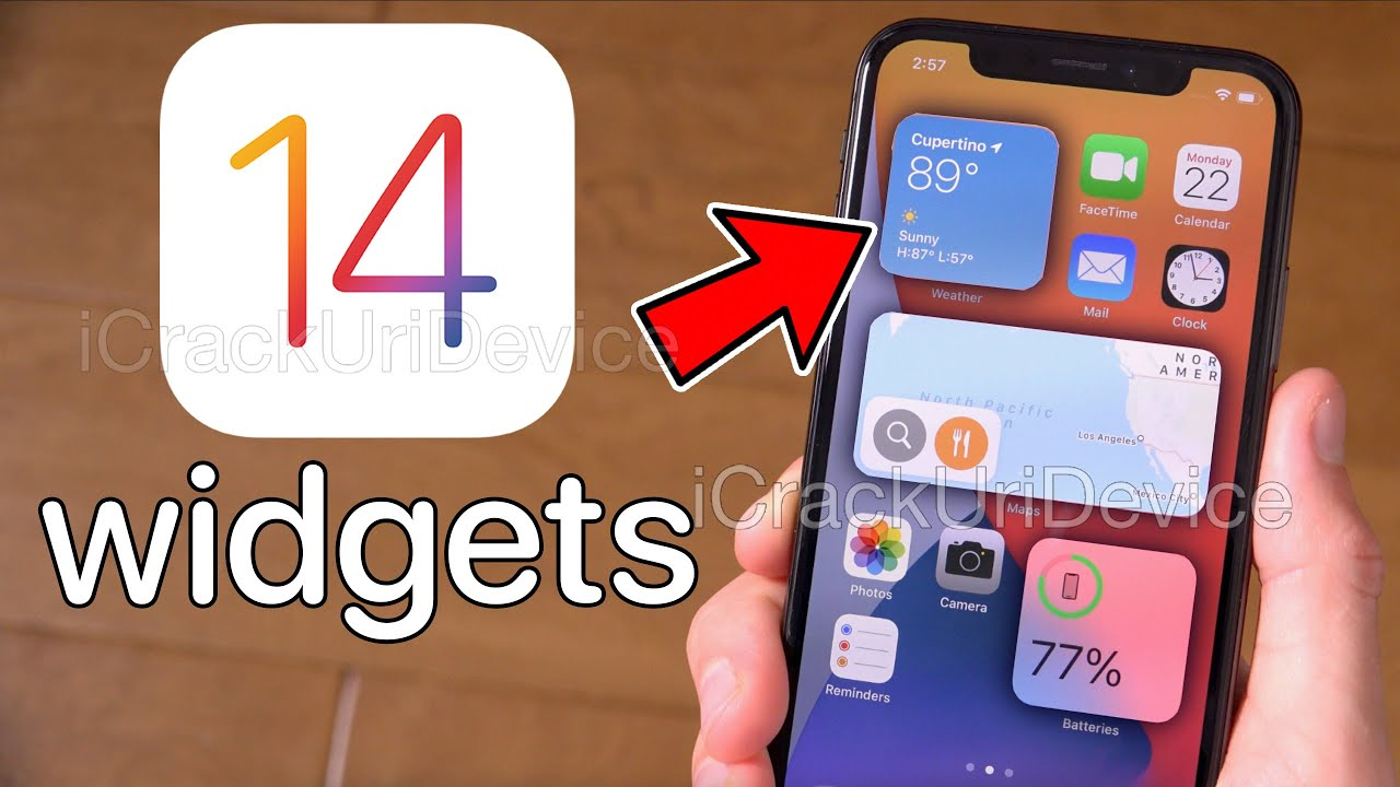 Ios 14 Widgets They Re Incredible Youtube