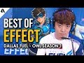 Best Plays of Dallas Fuel EFFECT | Overwatch League Season 1