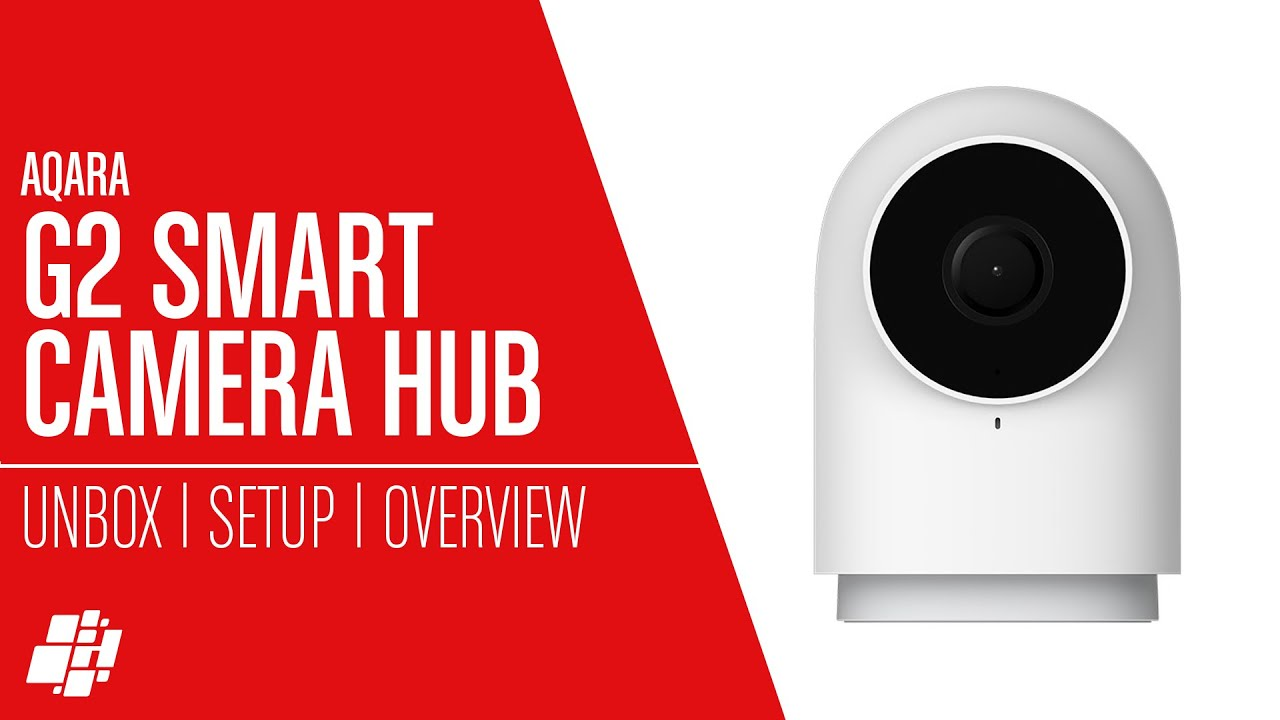 Aqara G2 Smart Hub Camera (review) – Homekit News and Reviews