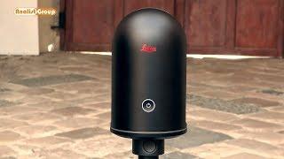 Rilievo 3D Palazzo Storico con Leica BLK 360, Analist e OneRay-RT