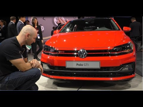 VW Polo GTI - IAA 2017