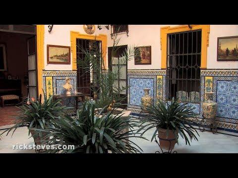 Sevilla, Spain: Barrio de Santa Cruz