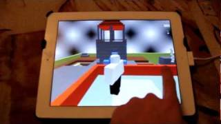 ROBLOX Client on iPad - in Development