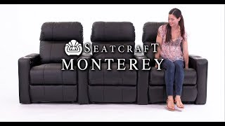 Seatcraft Monterey Home Theate…