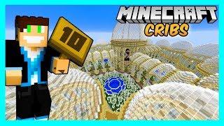 Minecraft Cribsy #09 - NAJWIĘKSZY PROJEKT SERWERA?! | VERTEZ NA BRODACI.NET