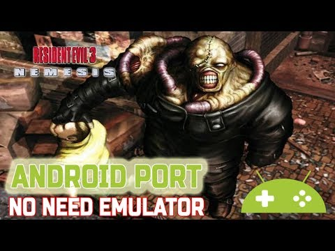 Resident Evil 3 Android APK (No Need Emulator)