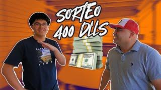 HACIENDO EL SORTEO DE LOS $400!! 🥳🤑👏