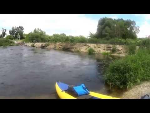 Дон от истока до устья часть 4 Лебедянь - Задонск