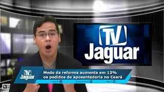 Medo da reforma aumenta em 13% pedidos de aposentadoria no Ceará.