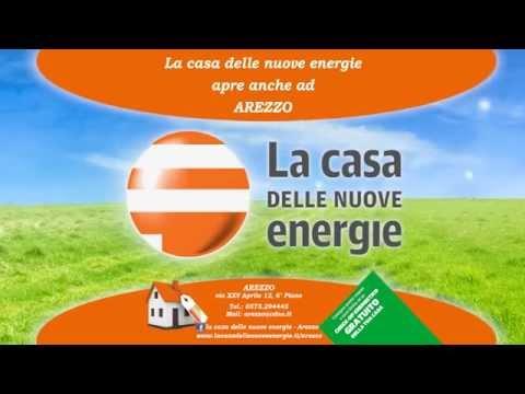SPOT LA CASA DELLE NUOVE ENERGIE AREZZO