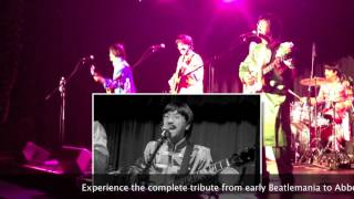 """Beatles Tribute Band """"All You Need Is Love - A Tribute to the Fab Four"""" Calgary. Promo Video"""