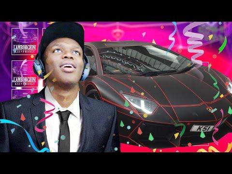 Lamborghini Ksi Shazam