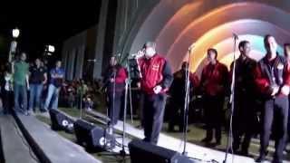 Concierto Gaitero con Ricardo Cepeda y El Pollo Brito en Maracaibo