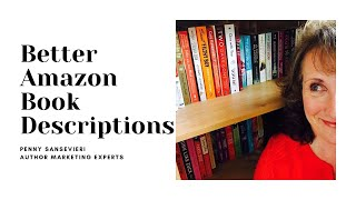 How to Sell More Books with Better Amazon Book Descriptions