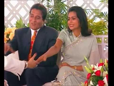 Rendezvous with Simi Garewal - Vinod Khanna & Kavita Khanna