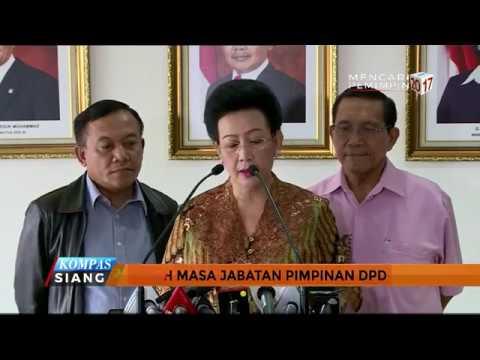 Ketidakjelasan Pelantikan Pimpinan DPD Baru
