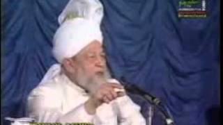 Khatam e Nabuwat - Hadrat Mirza Tahir Ahmed - Part 4