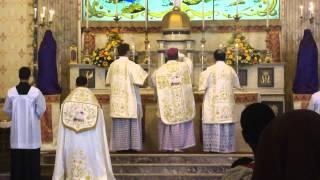 Nos autem - Intoito da S. Missa in Coena Domini