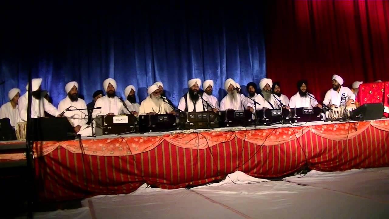 Download Anand Sahib - Five Ragi Jethas SoCal - Guru Nanak Dev Ji Gurpurab - November 2012