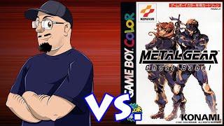 Johnny vs. Metal Gear: Ghost Babel