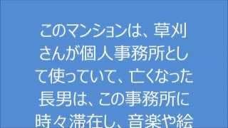 草刈正雄さんの23歳長男、マンションから転落し死亡 事故か http://meri...
