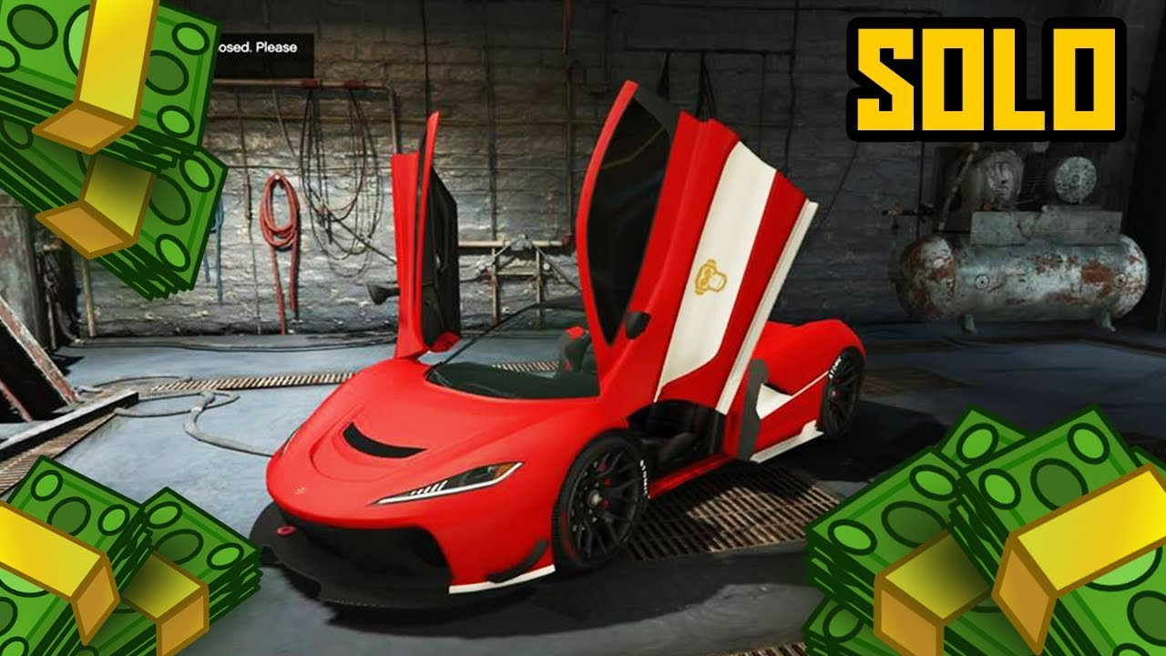 Cara Mendapatkan Uang Tak Terbatas di Grand Theft Auto V (GTAV)