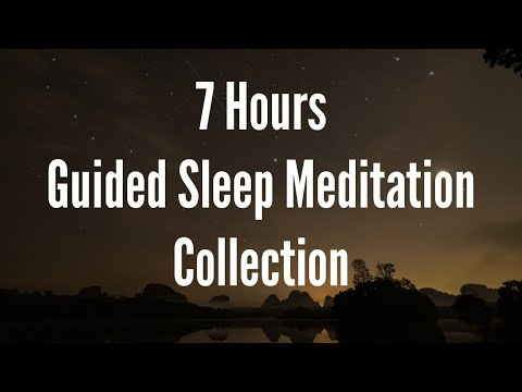 😴💤 7 Hours Sleep All-Nighter Collection 💤 Female Voice Of Kim Carmen Walsh