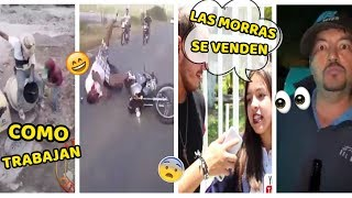 🤓VIDEOS DE HUMOR😋 | El que se ria pierde | top videos de risa