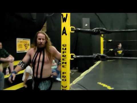 Johnny Justice vs NWA Mid America Champion Eric Draven NWA Supreme 5/21/2016