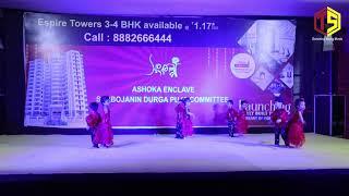 The Sparkling Cute Couples | Durga Puja 2019 | Zoobi Doobi | 3 Idiots |
