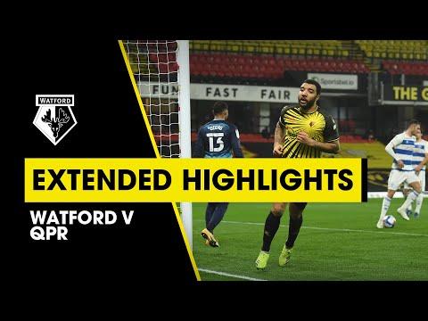 Watford QPR Goals And Highlights
