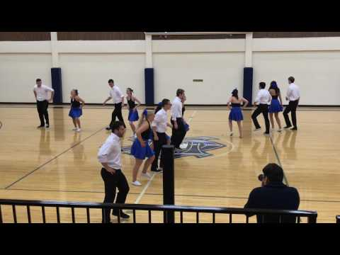 University of Dallas Dance Showcase - Swing Dance