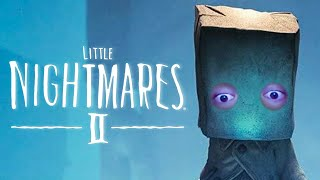 katanya seru.. | Little Nightmares 2 #1