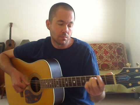 bron-yr-aur  / led zeppelin(by jimmy page)  terrence rosnagle