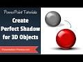 Lagu How to create PowerPoint Shadow Effect