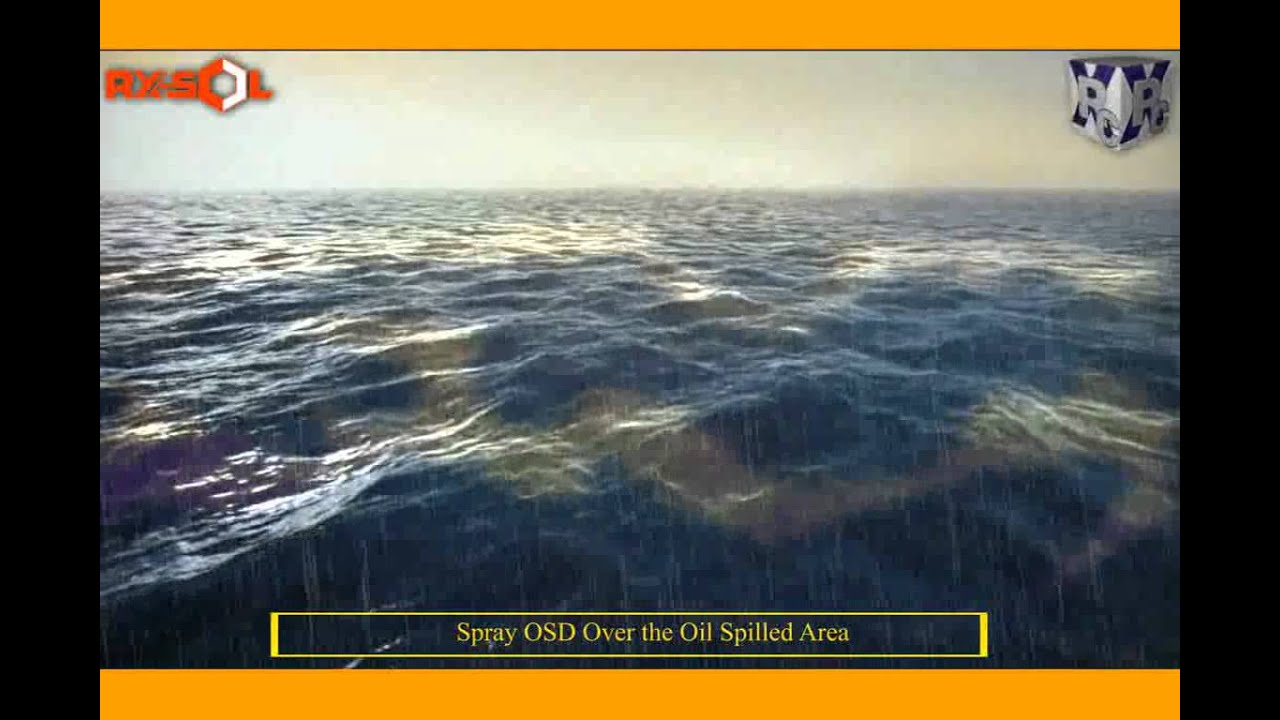 Oil Dispersant by RXSOL