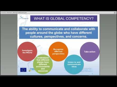 Scientix webinar: Making STEM Global