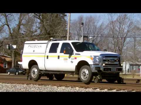Track Surveyor Truck in Mazon
