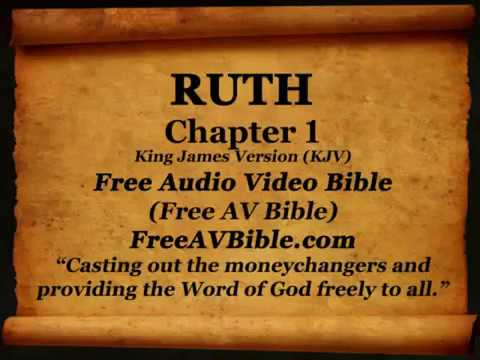 08 RUTH KJV AUDIO VIDEO BIBLE