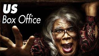 US Box Office ( 30 / 10 / 2016 )