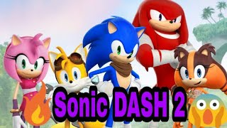 😱😱Sonic Dash 2 100%real  😘😘🤑Unlimited💰💰 money/coins and rings 😘😘