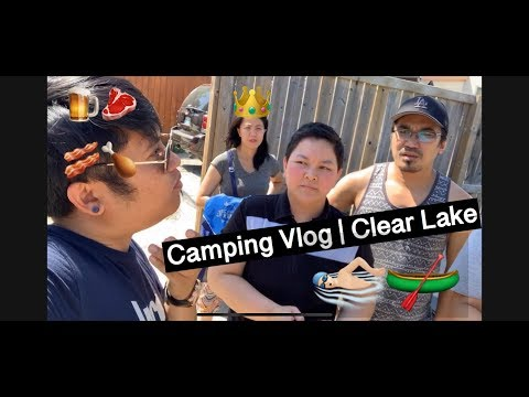 Clear Lake, Manitoba  | Camping Vlog | Day 1 - The Departure With MADAM 👑