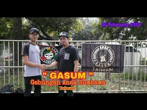 GASUM ( Gabungan Anak Sumbawa ) Taiwan || 25 February 2018 Taman Taichung